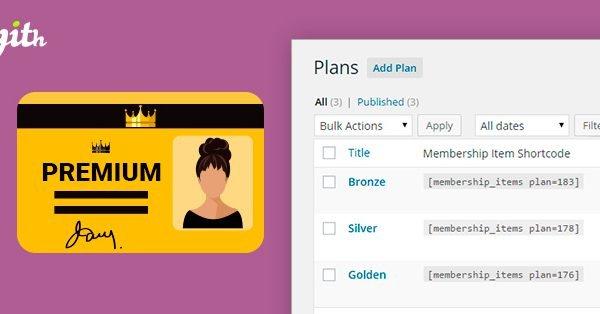 YITH WooCommerce Membership Premium 1.3.12