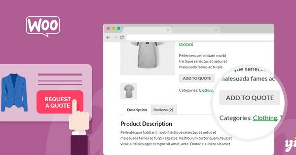 YITH WooCommerce Request A Quote Premium 2.1.2