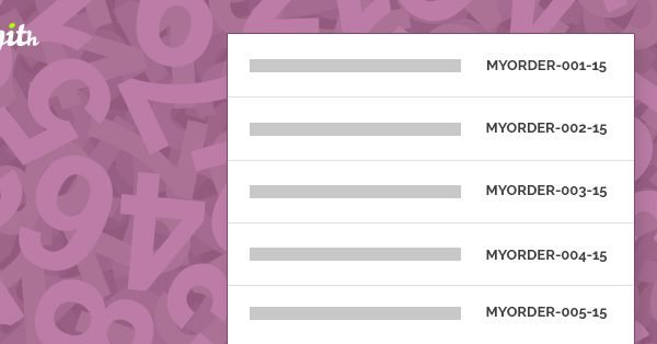 YITH WooCommerce Sequential Order Number Premium 1.0.17