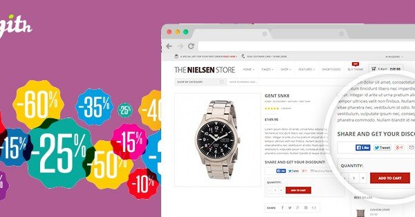 YITH WooCommerce Share For Discount Premium 1.4.9