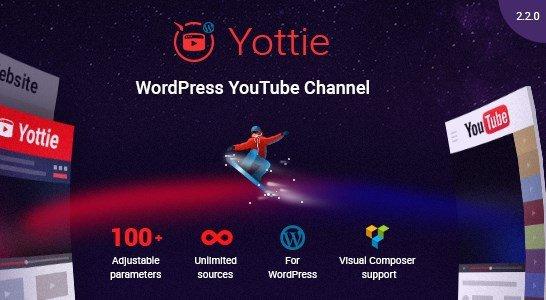 YouTube Plugin – WordPress Gallery for YouTube 3.0.0