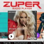 Zuper – Shoutcast and Icecast Radio Player 1.4.7