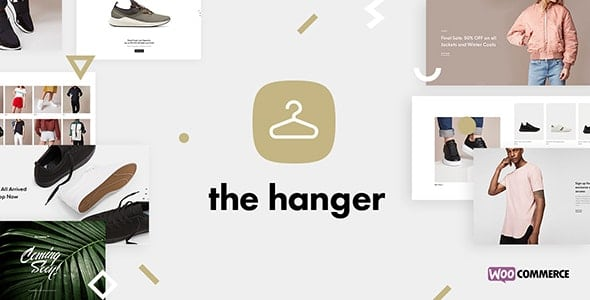 The Hanger 1.5.2 – Tema versátil de WordPress para WooCommerce