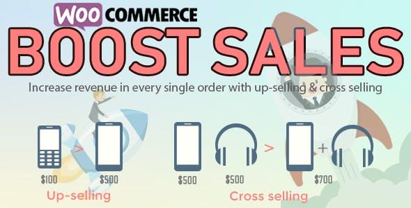 WooCommerce Boost Sales - Upsells & Cross Sells Popups & Discount 1.3.9.1 1