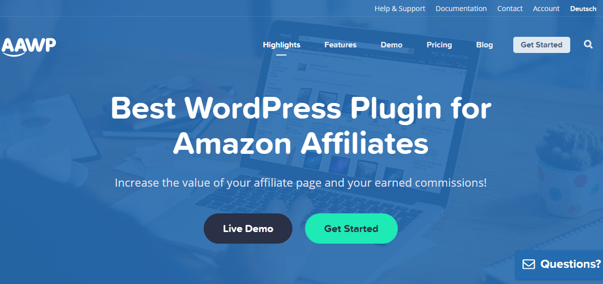 AAWP 3.8.14 - Plugin de WordPress para afiliados de Amazon 1