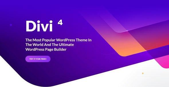 Divi WordPress Theme 4.0.6 1