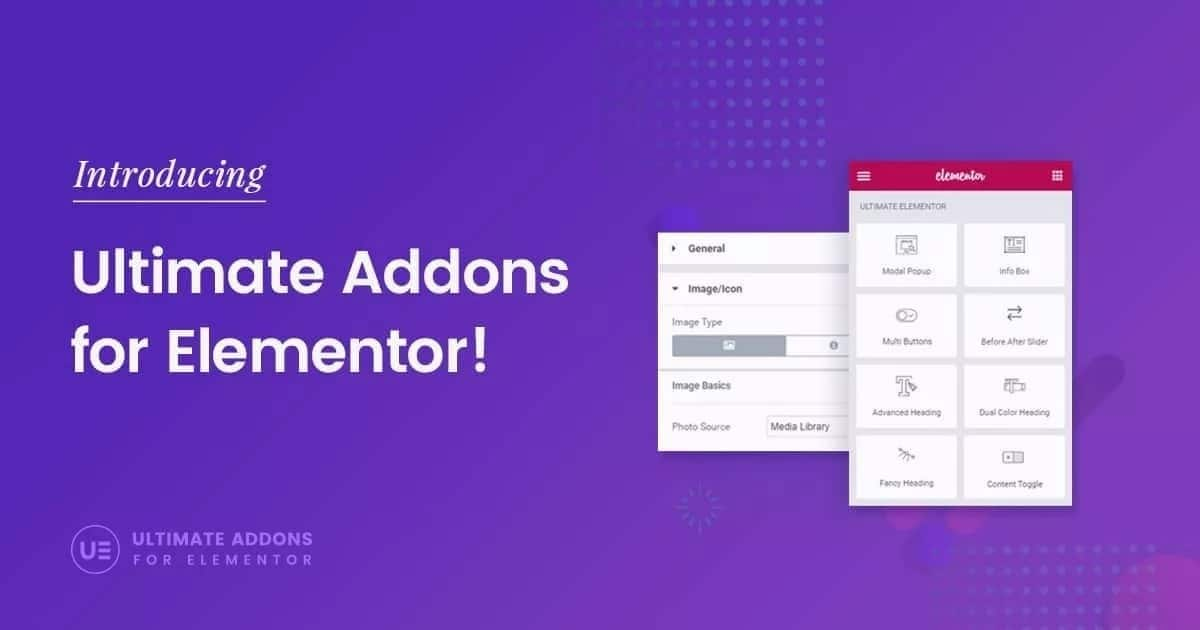 Ultimate Addons for Elementor 1.18.0 2